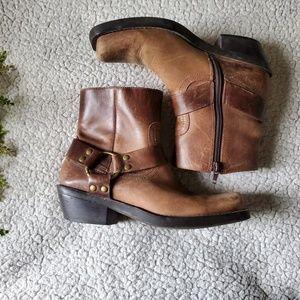 Madison Studio | Harness Boots | Size 6 | GUC
